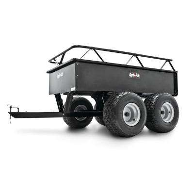 12 cu. ft. UTV/ATV Tandem Axle Cart