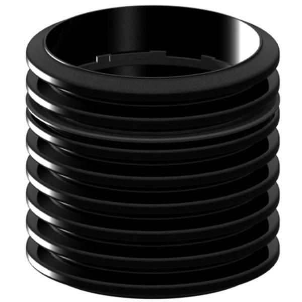 24 in. x 25 in. Septic Tank Riser Pipe with Safety Barrier