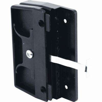 Mortise Style Sliding Screen Door Latch and Pull