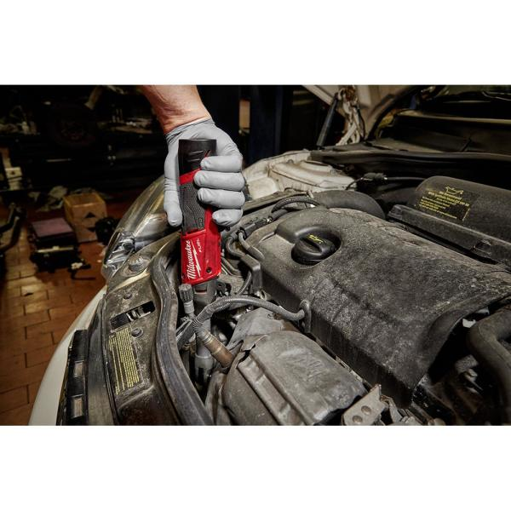 MLW255821 M12 FUEL 1//2 Ratchet Auto Kit Milwaukee