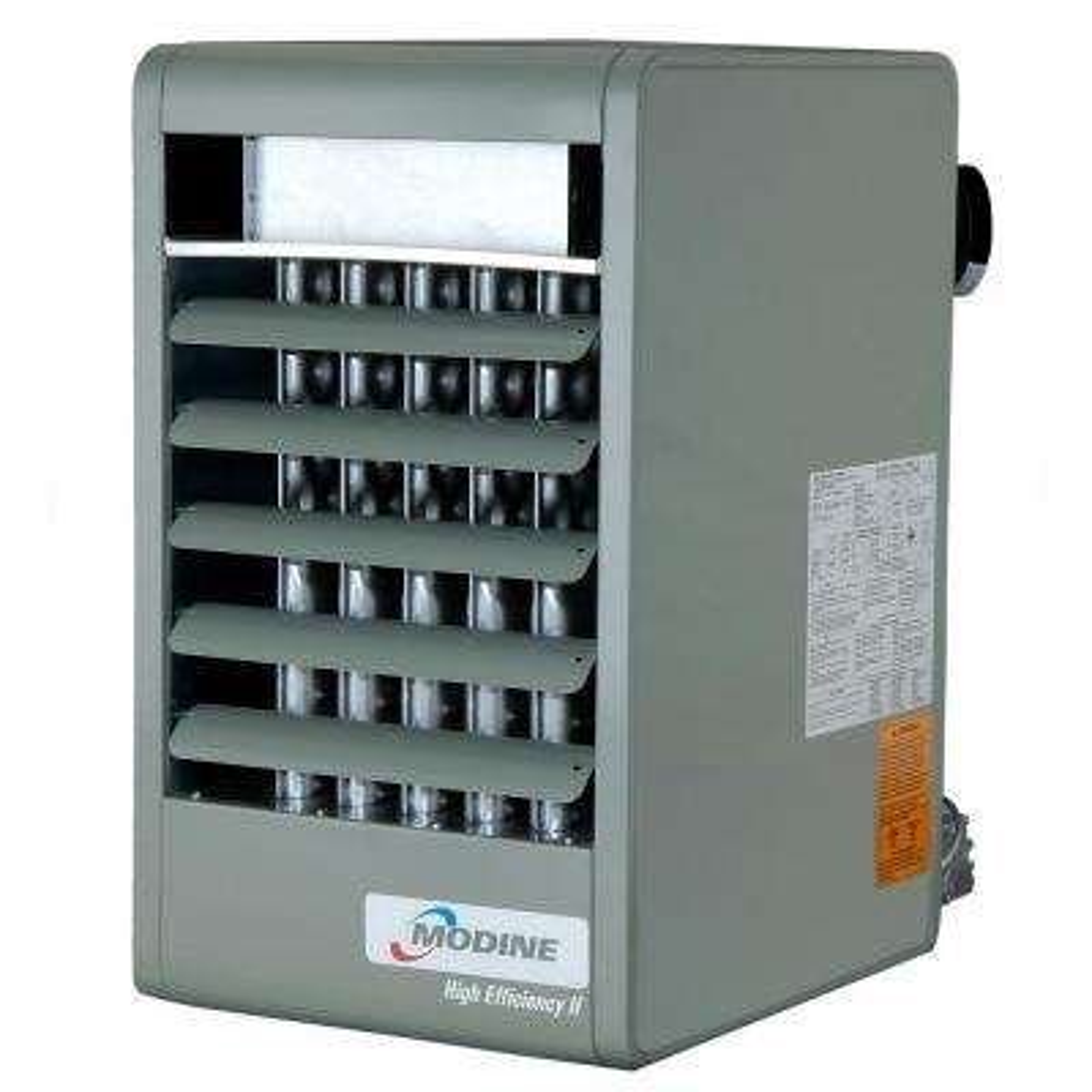 PDP 150,000 BTU Natural Gas Vertical Power Vented Unit Heater