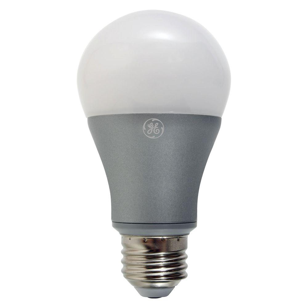 GE 60W Equivalent Soft White  A19 Dimmable LED Light Bulb