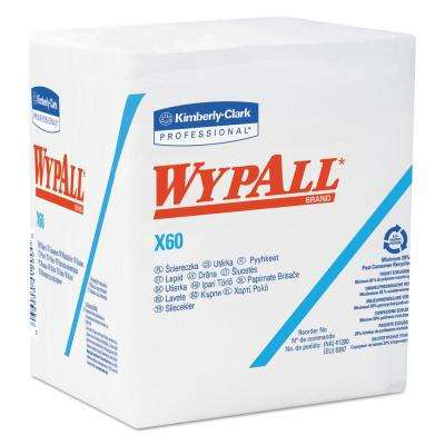 34865 X60 Wipers Tissue 1-Ply (76-Count)