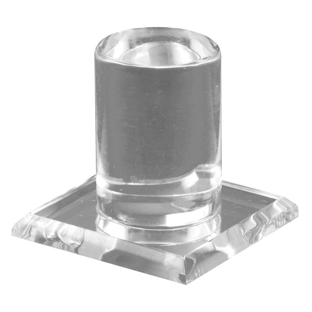 Prime-Line Acrylic Adhesive Back Cabinet Door Pull-M 6150 - The ...