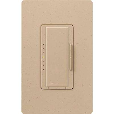 Maestro Dimmer for Incandescent and Halogen, 1000-Watt, Single-Pole/3-Way/Multi-Location, Desert Stone