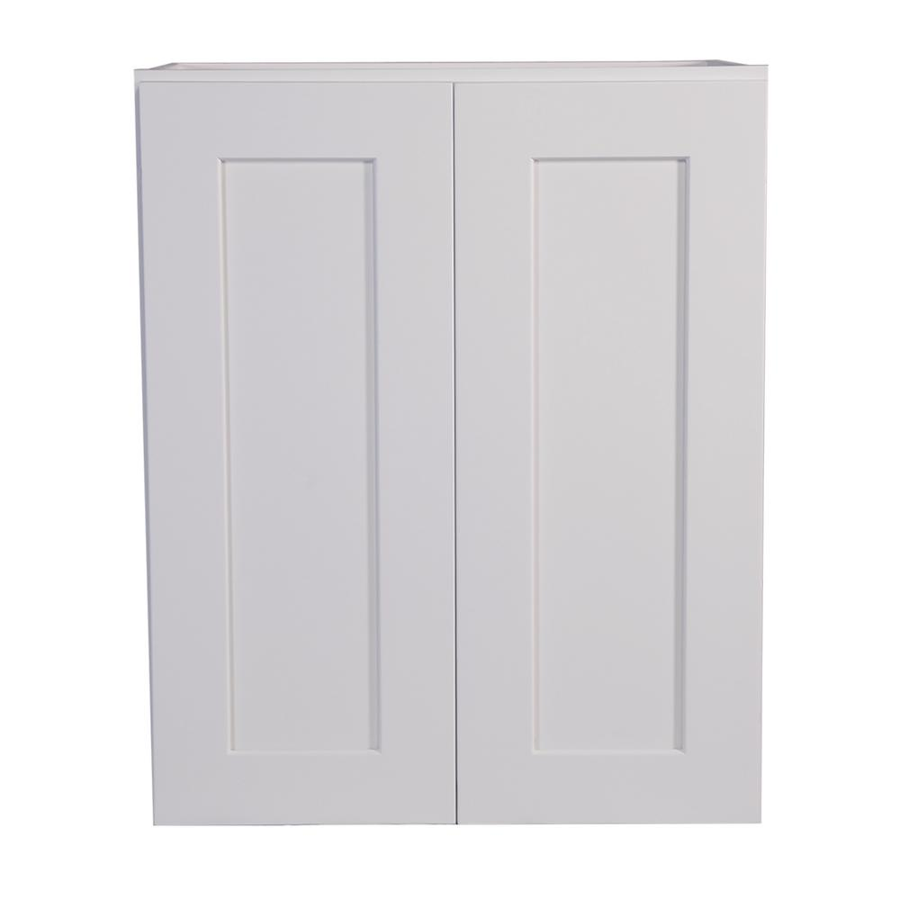 Already Assembled Kitchen Cabinets: Design House Brookings Fully Assembled 24x24x12 In
