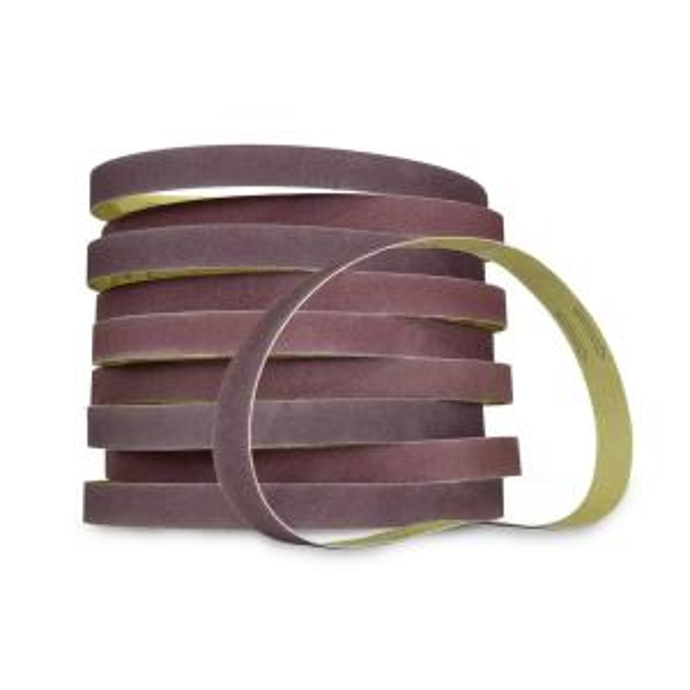 Wen 240-Grit 1 x 30 inch Sanding Belt Sandpaper (10-Pack) by WEN