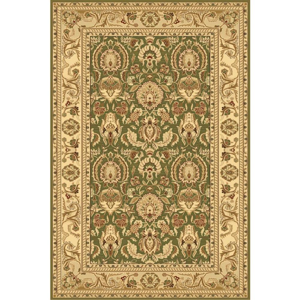 LA Rug 8603/70 Ziggler Collection 4 ft. x 6 ft. Area Rug-DISCONTINUED