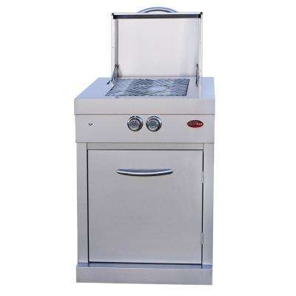 Modular 2-Burner Outdoor Kitchen Power Burner
