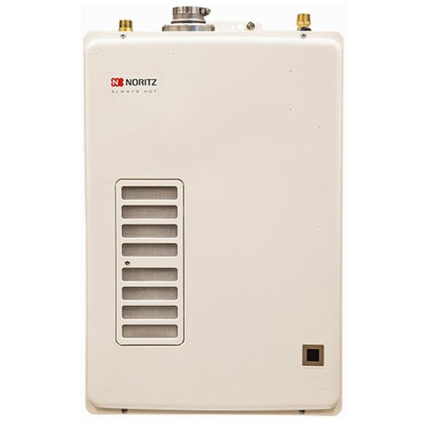 40 Gal. Tank Replacement 6.2 GPM Natural Gas High Efficiency Indoor Tankless Water Heater Kit - 12 Year Warranty