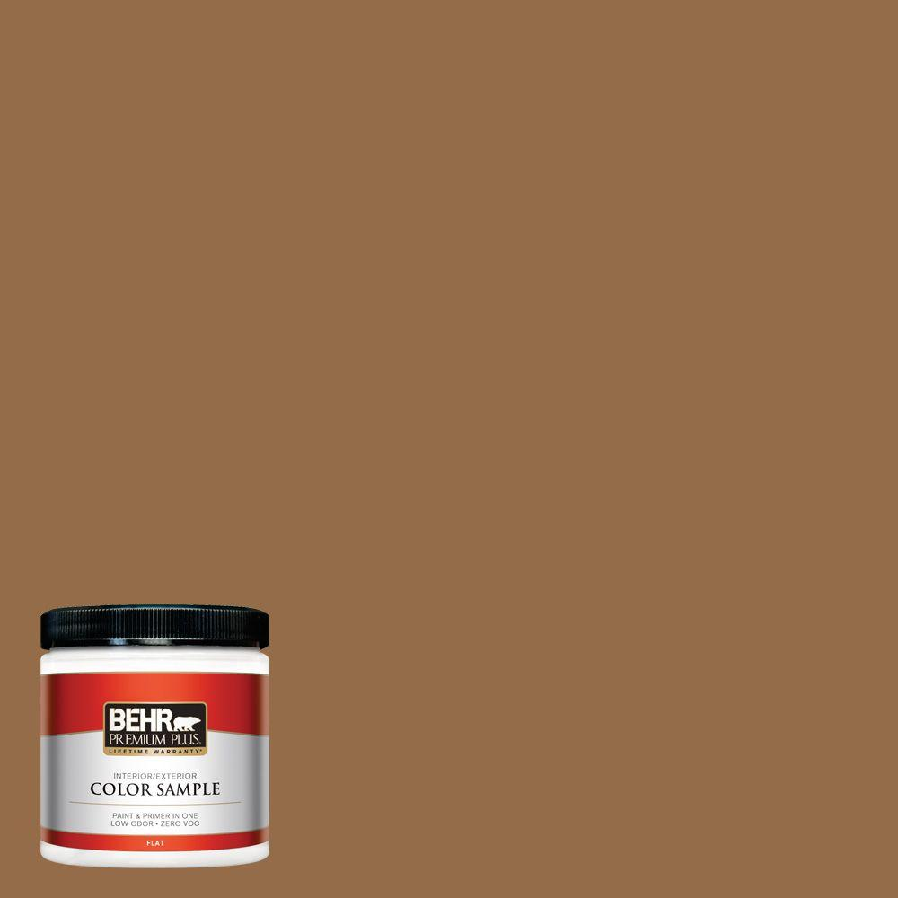8 oz. #S260-7 Nugget Gold Interior/Exterior Paint Sample