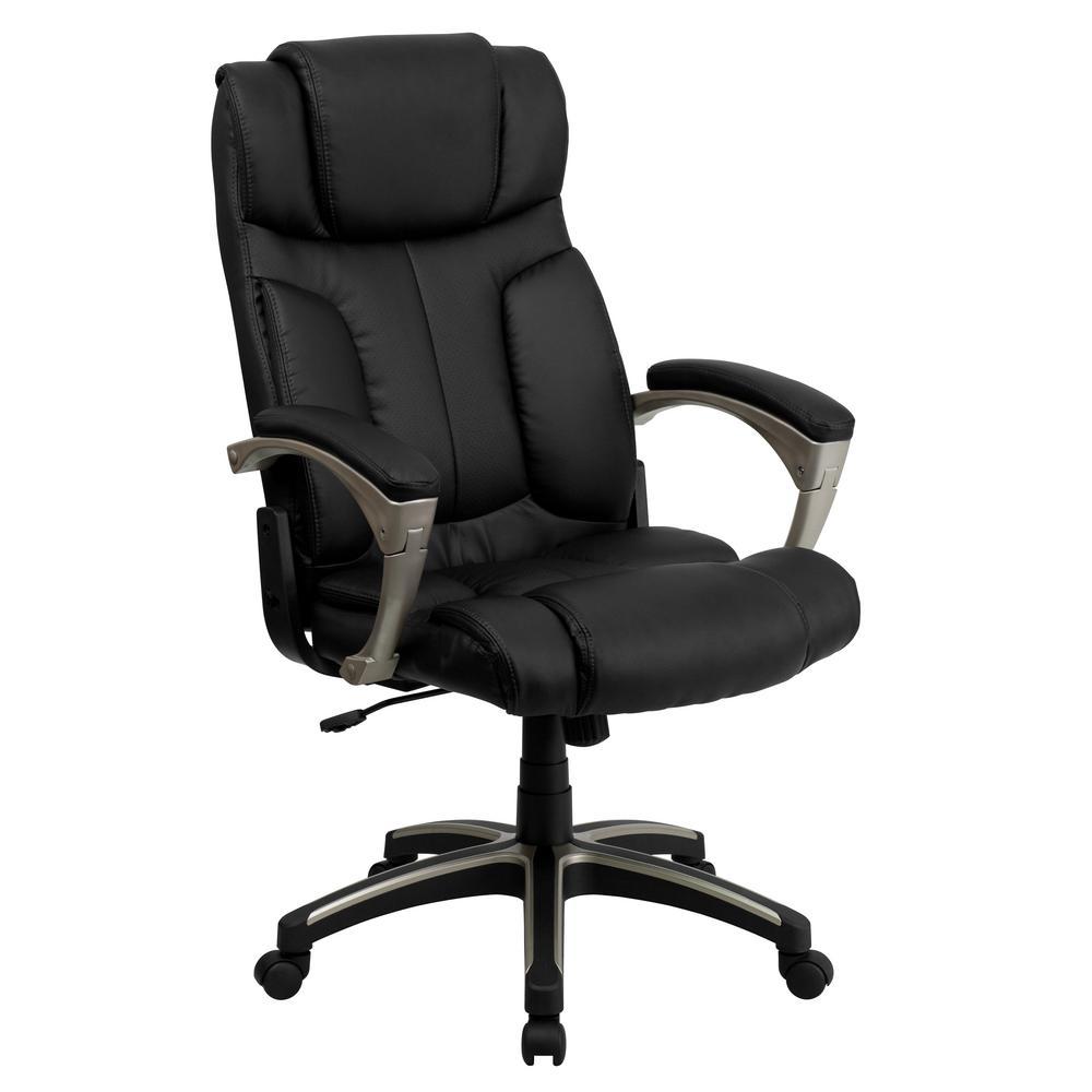 Flash Furniture Black Office/Desk Chair CGA-BT-7834-BL-HD