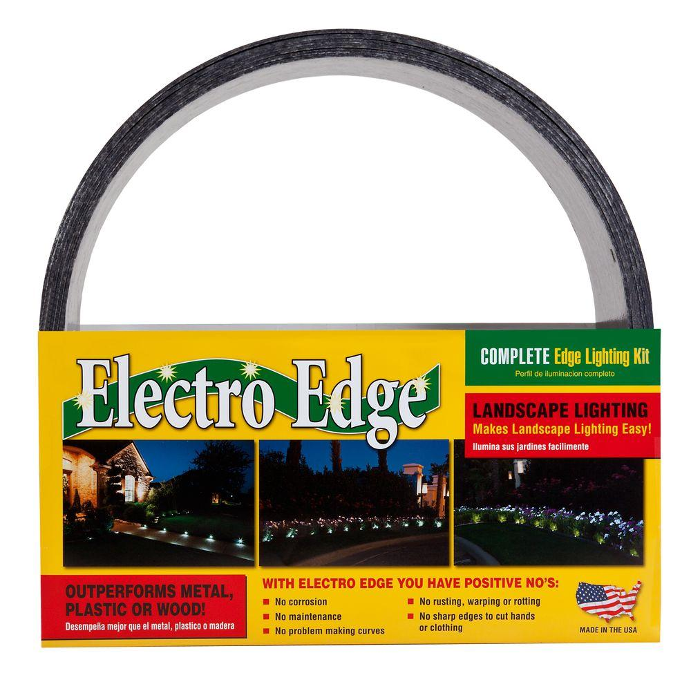 ElectroEdge 5 in. x 20 ft. Fiberglass Edging Without Transformer
