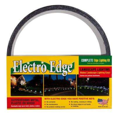 5 in. x 20 ft. Fiberglass Edging Without Transformer