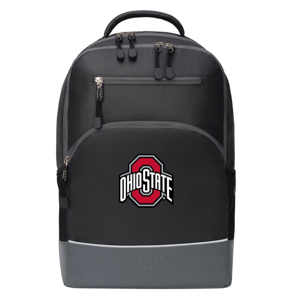 Ohio State 19 in. Black Alliance Backpack