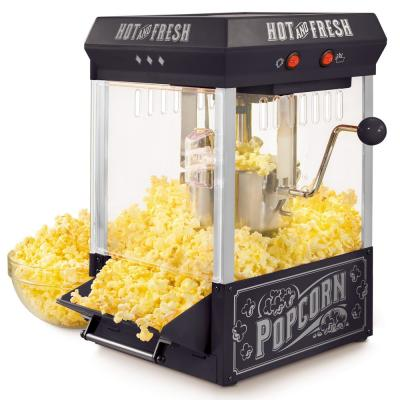 390-Watts 2.5 oz. Black Kettle Popcorn Maker