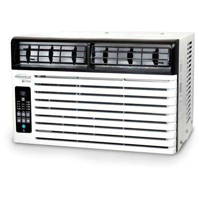 6,400 BTU 115-Volt Window Air Conditioner with LCD Remote Control, ENERGY STAR