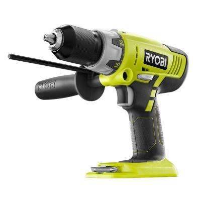 18-Volt ONE+ 1/2 in. Cordless Hammer Drill (Tool-Only)