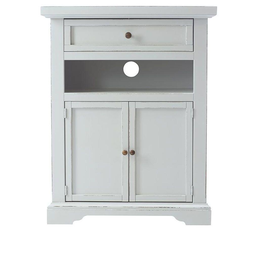 Home Decorators Collection Caitlyn Damadio 2-Door Media Stand
