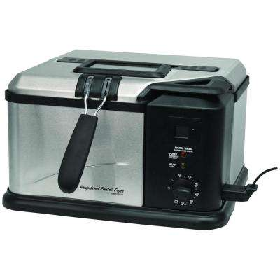 Indoor Electric Fish Fryer