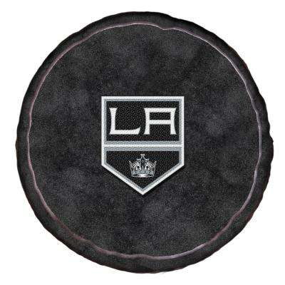 LA Kings Multi-Color Polyester 15 in. 3D Sports Pillow