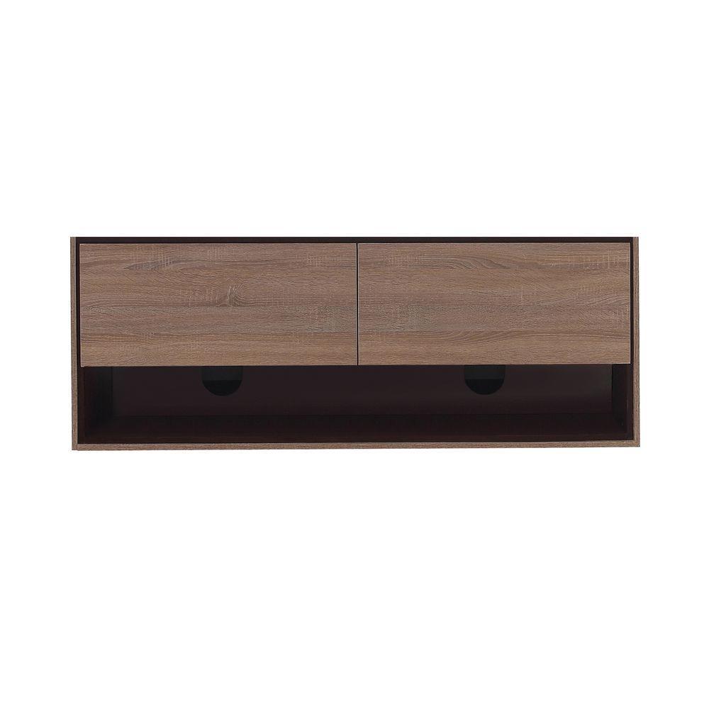 Avanity Sonoma 63 in. Vanity Cabinet Only in Restored Khaki