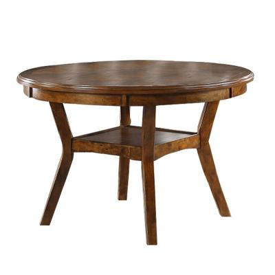 Round 4 Legs Kitchen Dining Tables Kitchen Dining Room Furniture The Home Depot