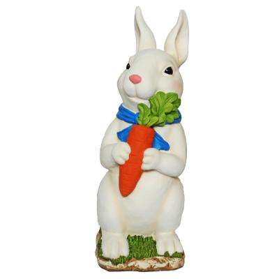 24 in. Easter Bunny with Carrot
