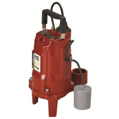 PRG-Series ProVore 1 HP Automatic Grinder Pump