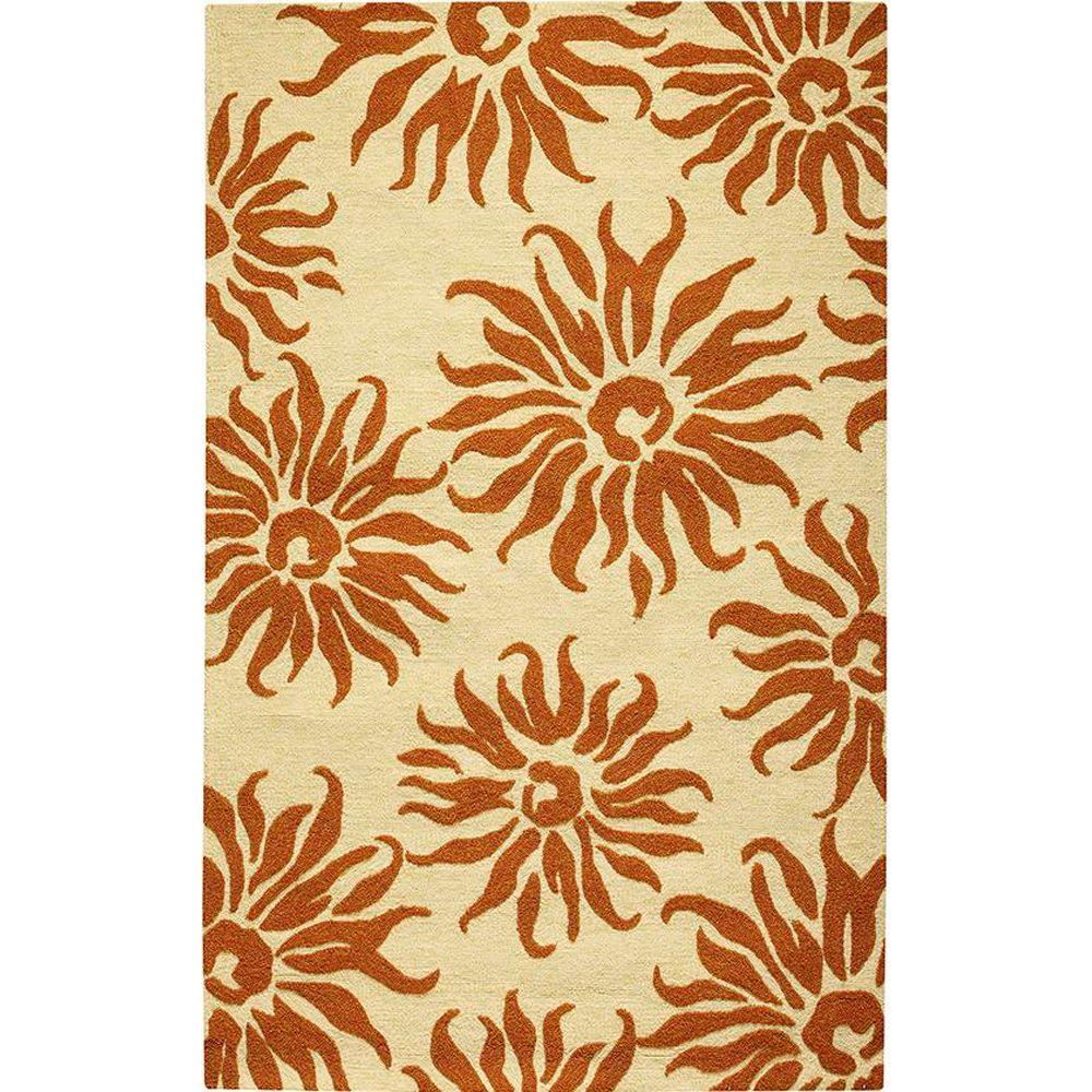 Home Decorators Collection Macy Terra 8 ft. x 10 ft. Area Rug