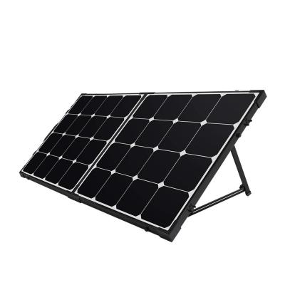 100-Watt Eclipse Suitcase Monocrystalline Solar Panel