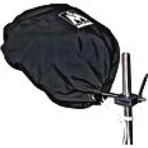 Magma Marine Kettle Grill Party Size Cover and Tote Bag, Jet Black by Magma