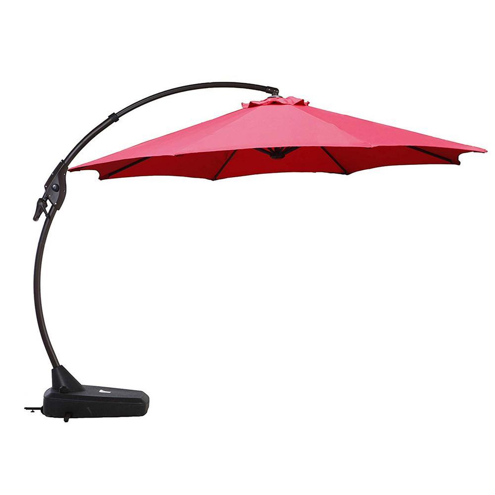 Cantilever Patio Umbrella With Base