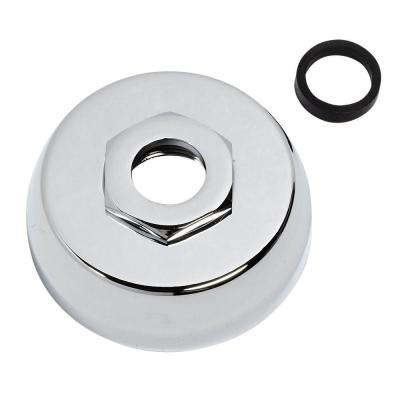 0.75 in. Spud Assembly Kit, Polished Chrome