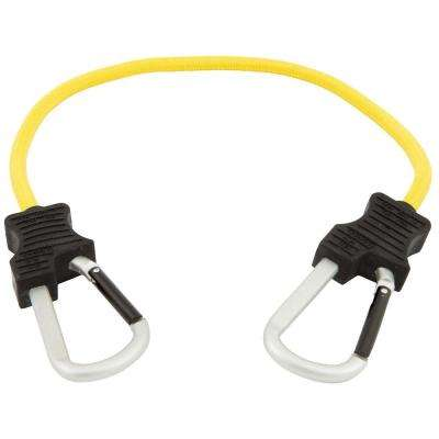 24 in. Carabiner Bungee Cord