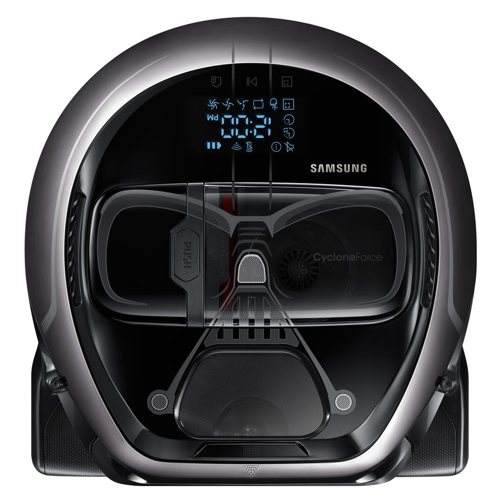 POWERbot Star Wars Limited Edition Darth Vader Robotic Vacuum Cleaner with