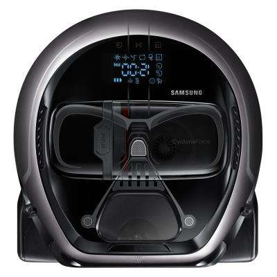 POWERbot Star Wars Limited Edition Darth Vader Robotic Vacuum Cleaner with Wifi