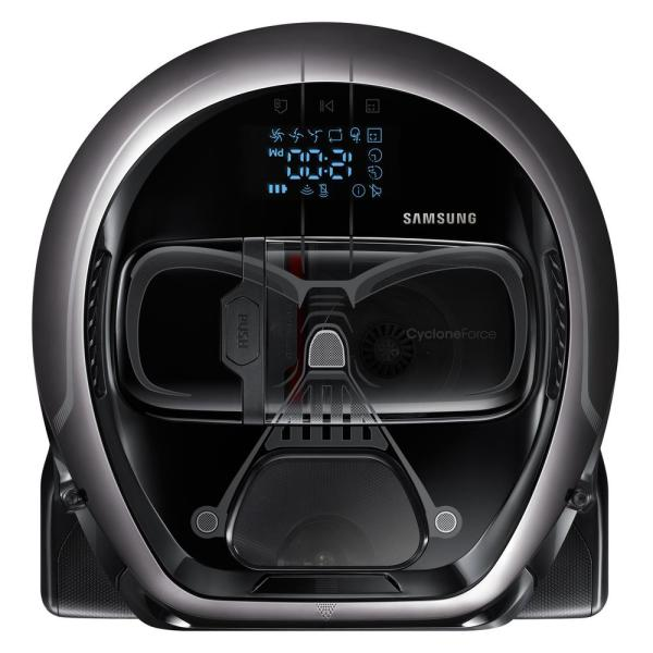 Samsung POWERbot Star Wars Limited Edition Darth Vader Robotic Vacuum Cleaner with Wifi