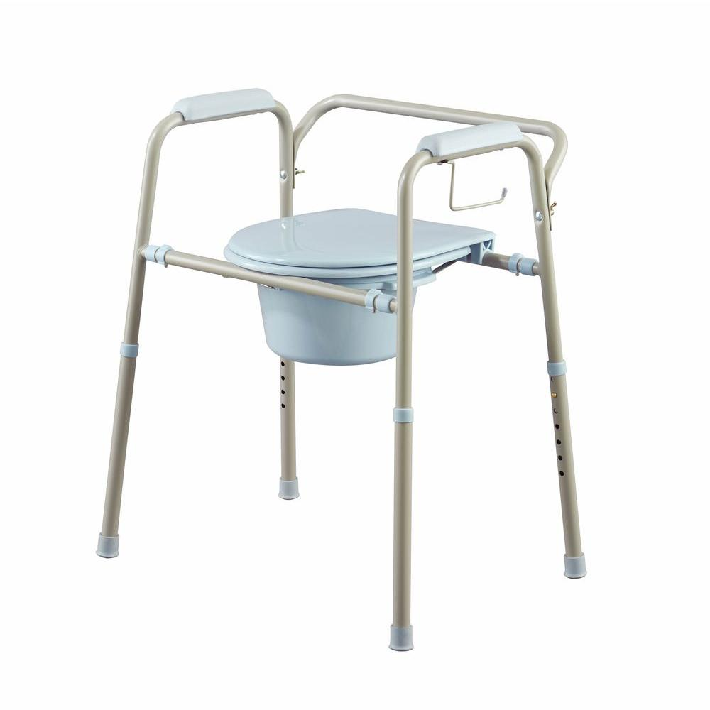 3 in 1 bedside commode | Compare Prices at Nextag