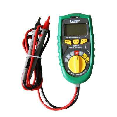 Pocket Size Auto Ranging Multimeter