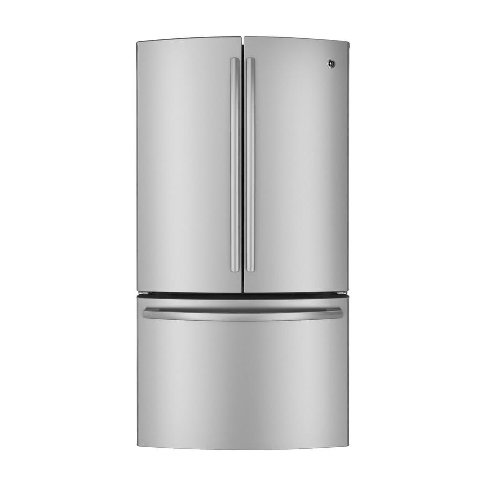 GE 26.3 cu. ft. French Door Refrigerator in Stainless Steel