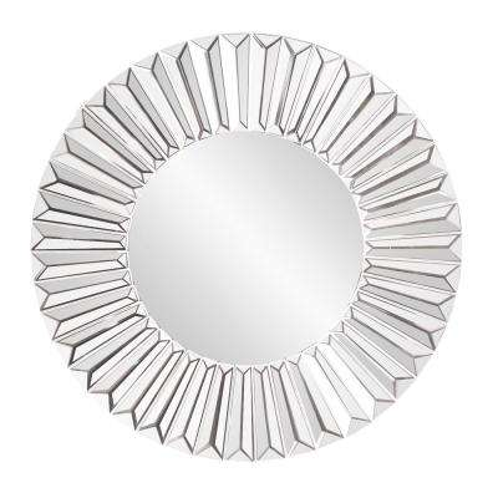 13 in. x 13 in. Torino Sunburst Mirror