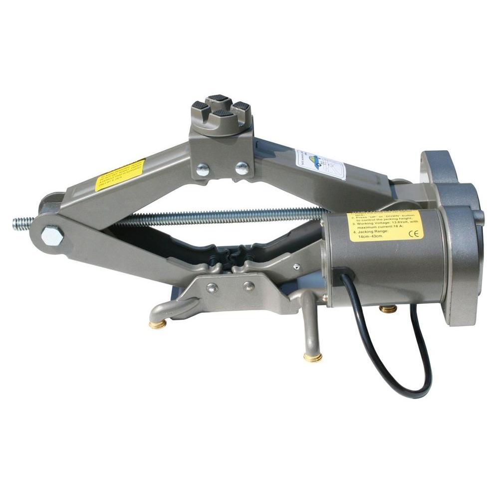 1-Ton 12-Volt Automatic Electric Car Jack