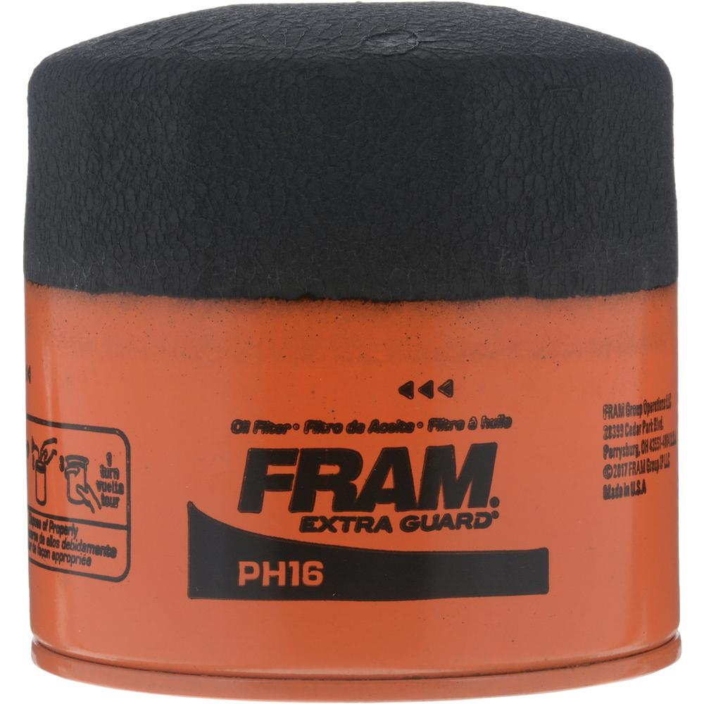 Fram Filters 3.9 in. Extra Guard Oil Filter