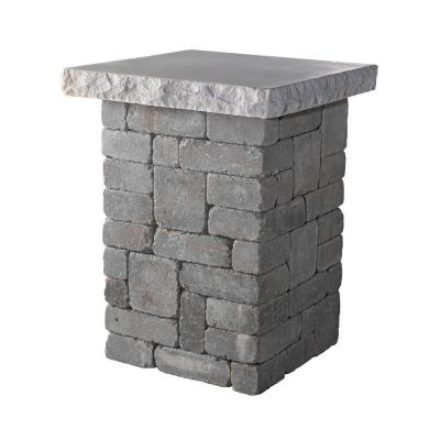 24 in. Bluestone Lakeland Pillar