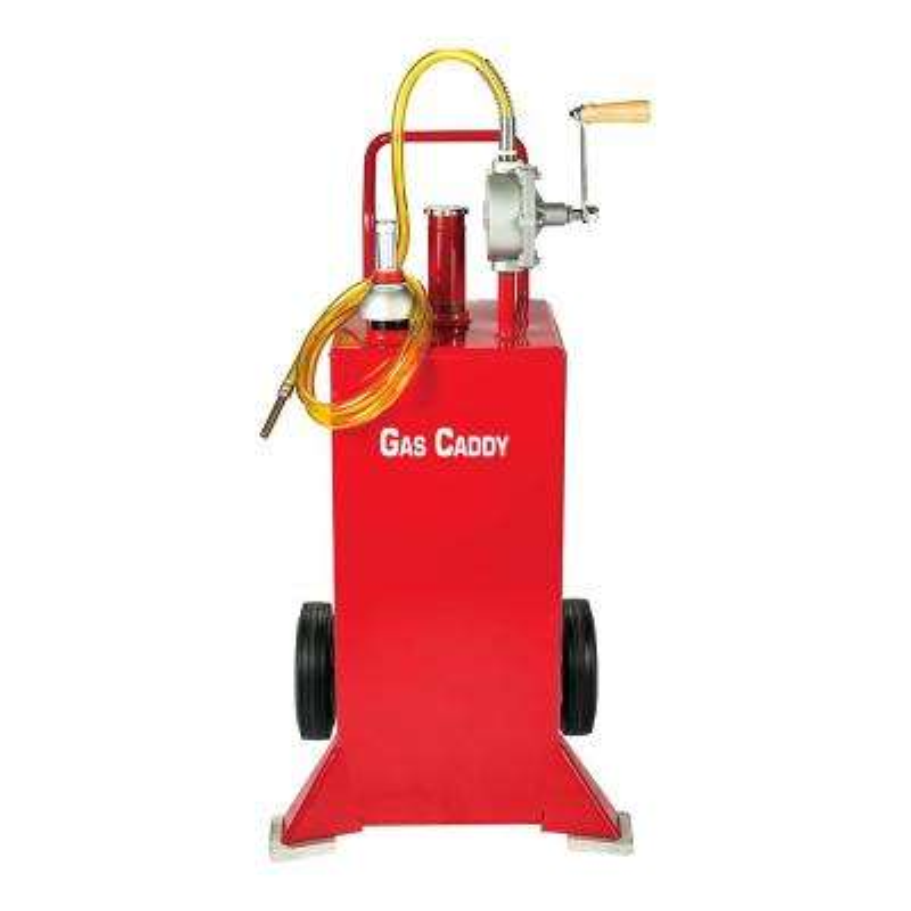 30 Gal. Steel Gas Caddy