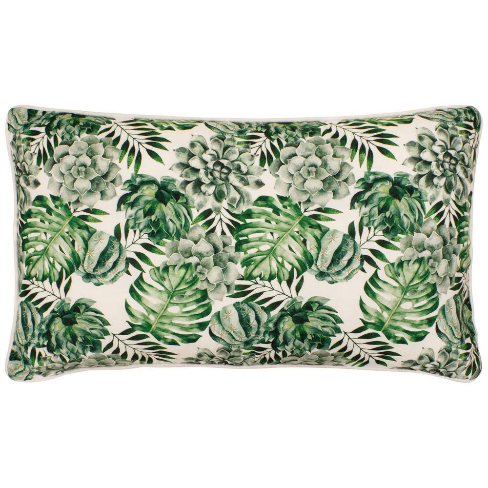 Botanical Standard Decorative Lumbar Pillow