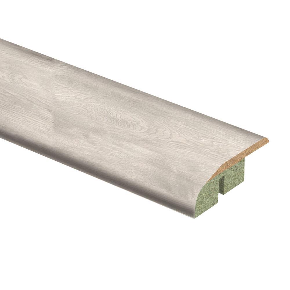 Glazed Oak / Soft Oak Glazed 1/2 in. Thick x 1-3/4 in. Wide x 72 in. Length Laminate Multi-Purpose Reducer Molding