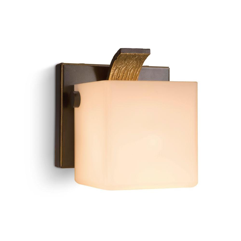 Colton 1-Light Oiled Bronze Sconce