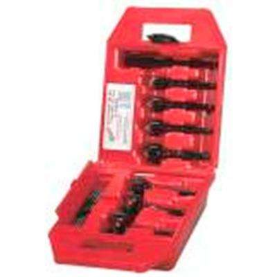 Selfeed High-Speed Steel Wood Boring Bit Set (7-Piece)